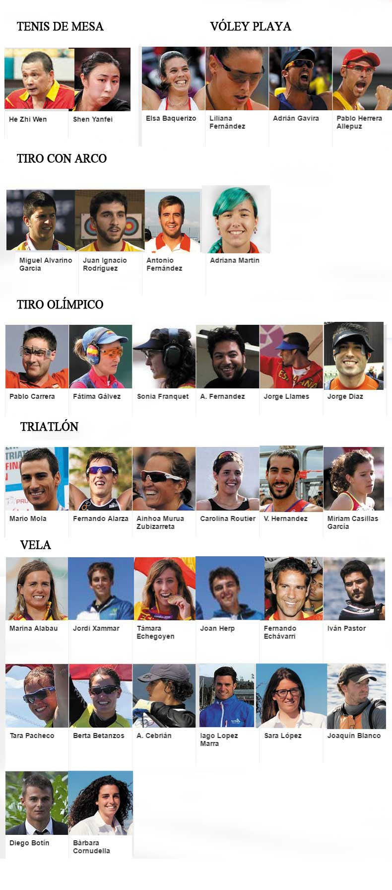olimpicos-spain-rio-2016-tenis-mesa-voley-playa-vela-triatlon-tiro-arco-tiro-olimpico-avance-deportivo