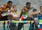 Ortega y Contreras acceden a la semifinal de los 110 m vallas