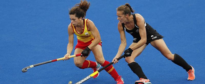 Selección femenina de Hockey Fuente:AD