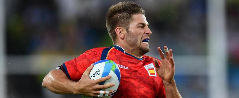 Selección española de rugby sevens Fuente:FER