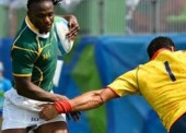 Sudáfrica gana a los 'Leones' en su debut