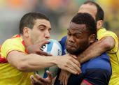 España cae con Francia y no conoce la victoria en Río