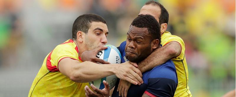 selección masculina de rugby seven Fuente: RFR