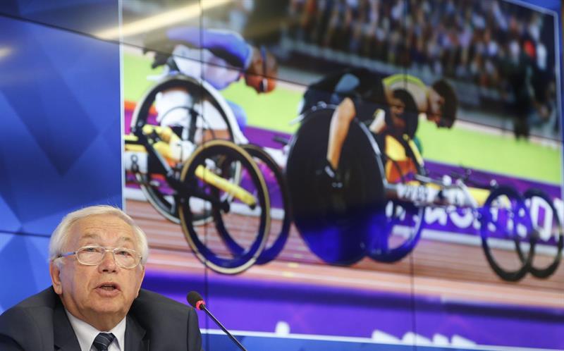 El presidente del Comité Paralímpico Ruso, Vladimir Lukin. Fuente: EFE