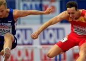 Sergio Fernández progresa a las semifinales de 400m vallas