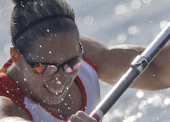 Teresa Portela logra el diploma olímpico en la final de K1 200m