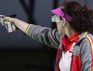 Sonia Franquet, eliminada en pistola 25 metros