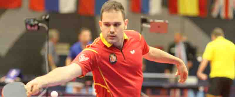 El palista español Jordi Morales logra diploma en los Juegos Paralímpicos de Río de Janeiro. Fuente: Gael Marziou