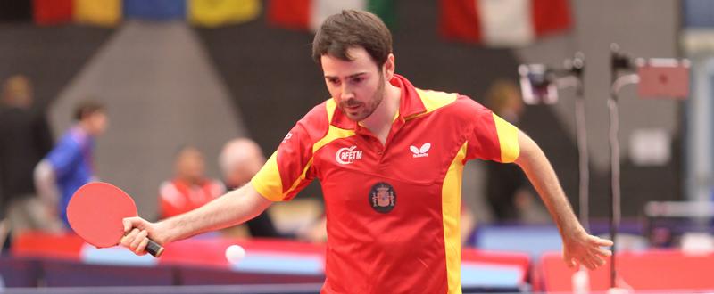 El palista español, Álvaro Valera, número 1 del ránking mundial en la clase 6 y favorito al oro en los Juegos Paralímpicos de Río. Fuente: RFETM