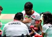 Brasil elimina al equipo español de boccia