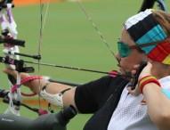 El sambódromo estrena el tiro con arco