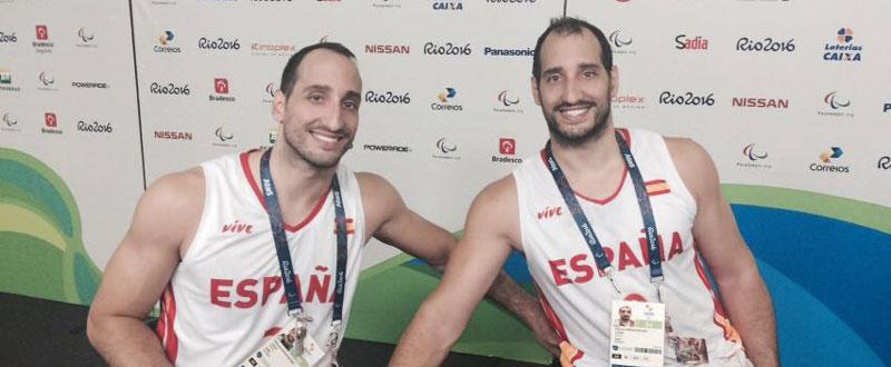 Alejandro y Pablo Zarzuela. Fuente: AR