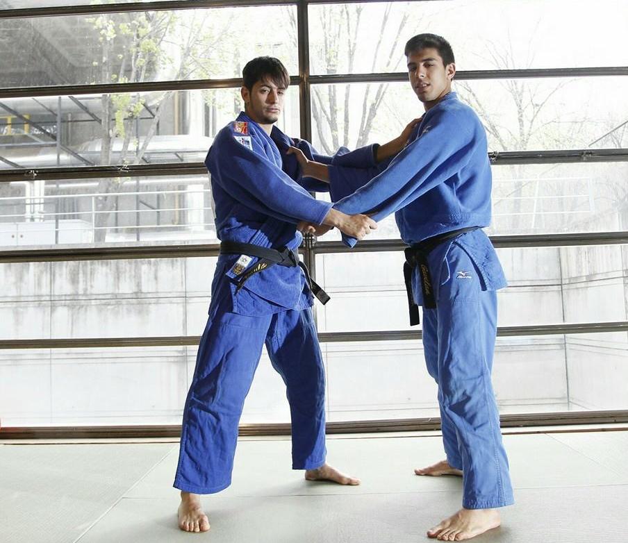 Daniel y Álvaro Gavilán. Fuente: AD