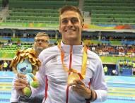 Israel Oliver remonta para lograr el oro paralímpico