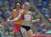 El relevo femenino español vale un diploma paralímpico