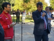 García Bragado recibe la medalla de oro del CD Tajamar