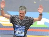Martín Fiz gana la 4ª maratón y está a dos de los seis 'majors'
