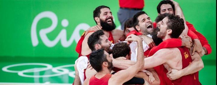 Selección Española de Baloncesto. Fuente: AD