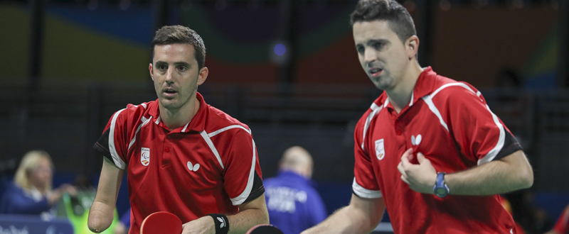 Ruiz, Cardona y Pérez, plata en tenis de mesa