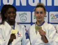 Sara Rodríguez y Niko Sherazadishvili, subcampeones europeos junior
