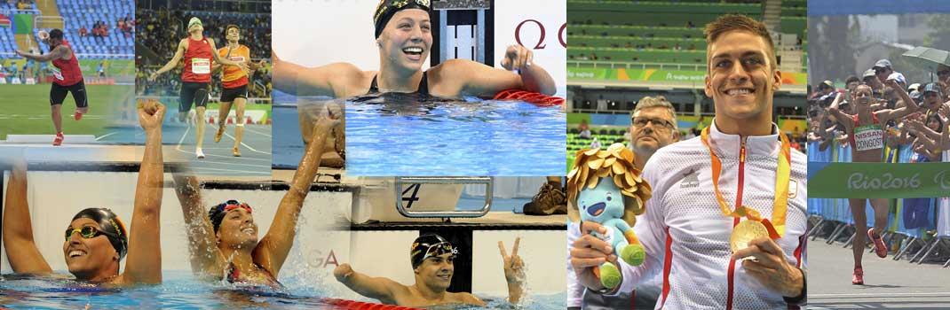 España conquista en Río un botín de 9 oros, 14 platas y 8 bronces