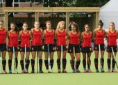 Las 'redsticks' junior se concentran en Madrid para preparar el Mundial