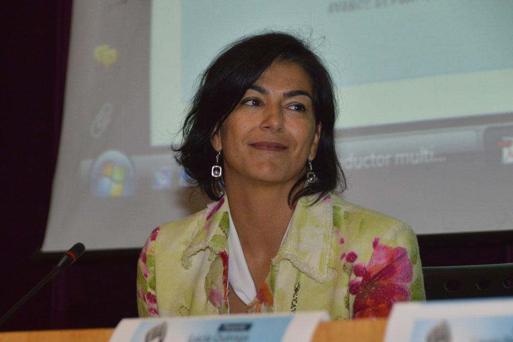 María José Rienda. Fuente: Marcel Sanfelice