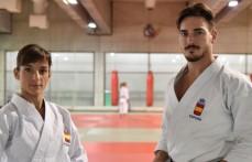 La selección española de kárate afina su puesta a punto
