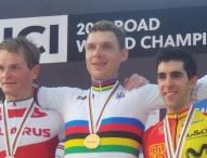 Jonathan Castroviejo alcanza el bronce en el mundial de Doha