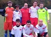 Los goles de Adolfo Acosta lanzan al Once Madrid
