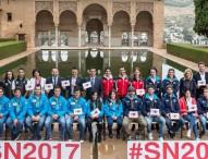 Los equipos nacionales de la Rfedi en la Alhambra