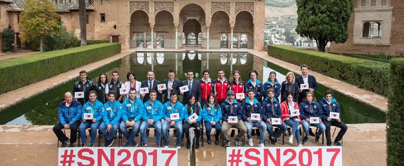Equipos nacionales de la Rfedi. Fuente: sierranevada2017