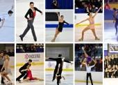 Subasta a beneficio del equipo español sénior de patinaje artístico sobre hielo