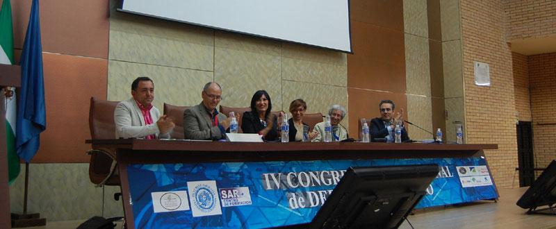 IV Congreso Internacional de Deporte Inclusivo en la UAL. Fuente: LPT/Avance Deportivo