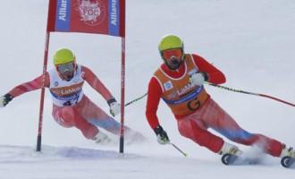 Santacana-Galindo, 5º en slalom en la Copa del Mundo