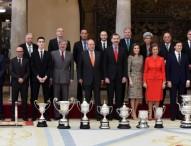 Entregados los Premios Nacionales del Deporte 2015