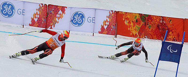 Jon Santacana y Miguel Galindo conquistan tres medallas en el Mundial de Tarvisio (Italia). Fuente: AD