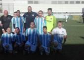 El ONCE Málaga toma impulso a ritmo de goleadas