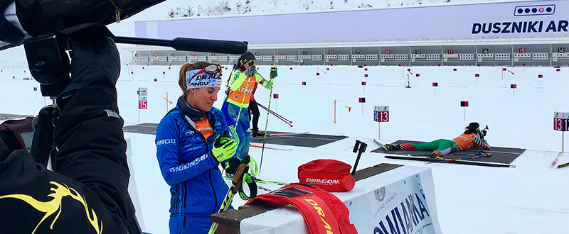 Victoria Padial, 37ª en el Europeo de Duszniki-Zdroj. Fuente: AD