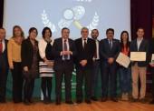 Entregados los XXII Premios de Investigación Deportiva 2016 en Andalucía