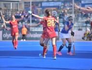 España se clasifica para los cuartos de final de la World League Round 2