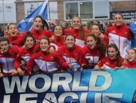 Las 'redsticks' conquistan la World League en Valencia