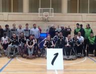 El BUC de Barcelona conquista el campeonato de España de rugby en silla