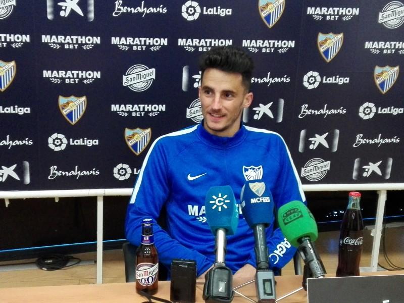 'Juankar' comparece ante los medios de comunicación. Fuente: Avance Deportivo.