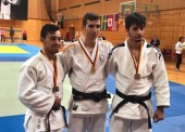 Los judocas españoles logran 3 medallas en Alemania