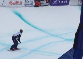 Astrid Fina, 5ª en el Mundial de snowboard paralímpico
