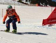 Astrid Fina conquista la plata en la Copa del Mundo de snowboard