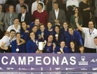 El Sabadell recupera el trono en la Copa de la Reina
