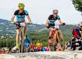 Sergio Mantecón, dominio en la Costa Blanca Bike Race