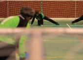 Chamartín comienza mandando en la Liga de goalball